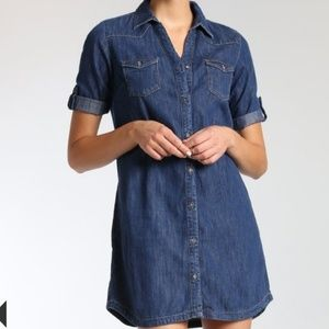 Mavi Dresses - Dark Wash Denim Dress